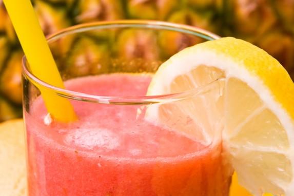 Sind Fruchtsäfte wirklich gesund? Natürliche Produkte.